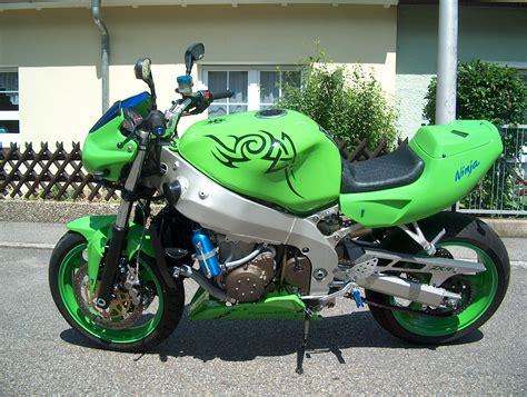Motorrad Teile Pforzheim by Kawasaki Zx9 Streetfighter In Pforzheim Motorr 228 Der Und