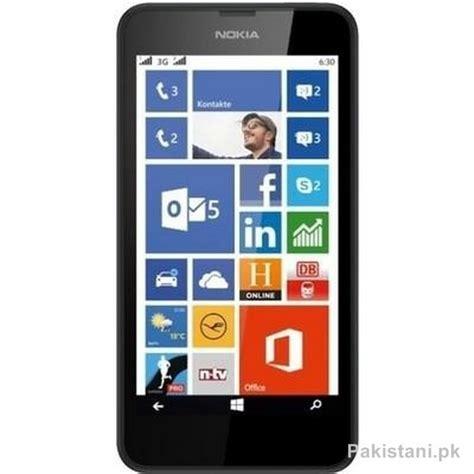 nokia lumia 630 price in pakistan specs comparisons