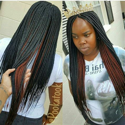 hair used for box braids box braids layer ombre natural hair style braids