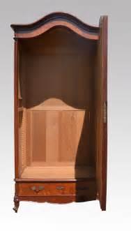 single door armoire wardrobe mahogany single door armoire wardrobe antiques atlas