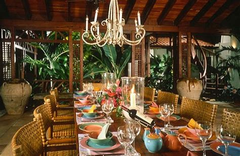 caribbean home decor decorating with a caribbean influence