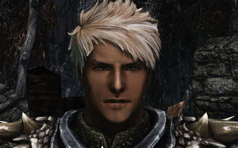 best hair mod for skyrim best hair mod for skyrim howitzer s hair for men at