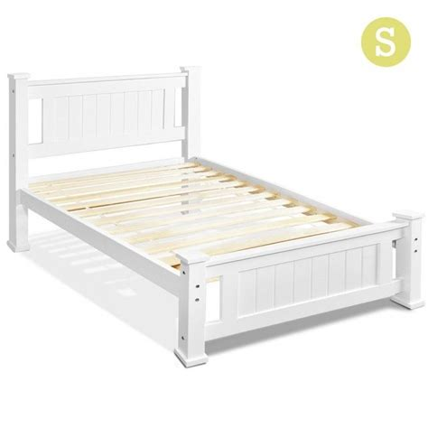 Single Bed Wood Frame 25 Best Ideas About Single Wooden Beds On