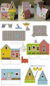 uo templates bum up house printable template