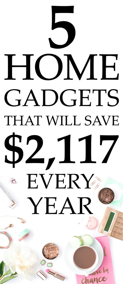 home gadgets 5 smart home gadgets that will save you 2 117 50