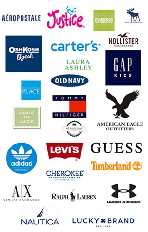 clothes brand childrens name brand clothing labels yahoo image search