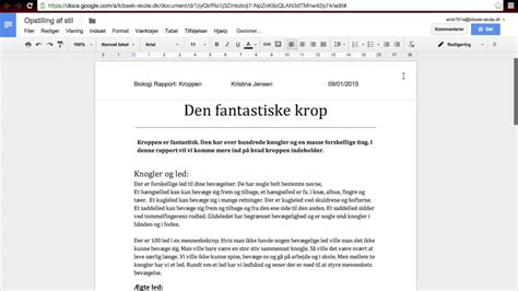 layout til essay dansk layout youtube