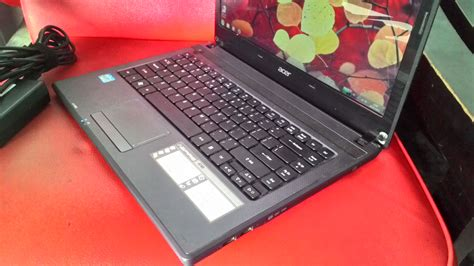 Laptop Acer 4739 I3 Second laptop acer 4739 i3 ram2gb hdd500gb normal
