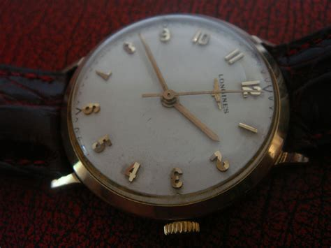excellent quality longines wittnauer 10k gold filled