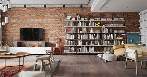 Philadelphia Apartments Exposed Brick 10 Stunning Apartments That Show The Of Nordic