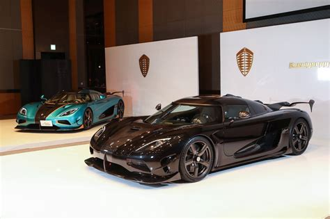 koenigsegg rsr koenigsegg agera rsr debuts in japan limited to 3 units