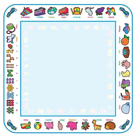 Tomy Aquadoodle Mat by New Tomy Aquadoodle Classic Childrens Magic Water Painting