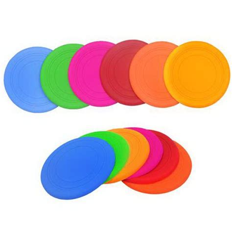 Pet Flying Disc pet silicone flying disc npt625 promotional