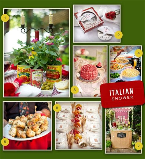 25 best ideas about italian bridal showers on italian theme wine themed