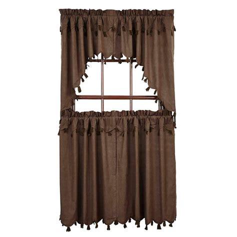 Carrington Curtain Tiers 36 Quot W X 36 Quot L