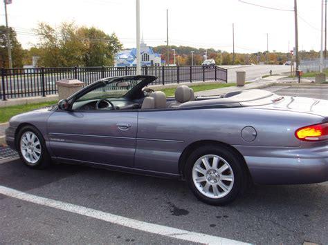 1997 Chrysler Sebring Convertible by 1997 Chrysler Sebring Pictures Cargurus