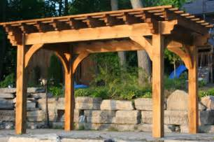 Arbor Bench Plans country log homes timber frame pergola kits timberkits