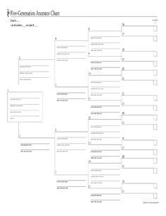 Fill Free Fillable Family Tree Template, download blank or