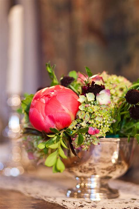 Peony Arrangement Tuesday Tip How To Force Open Your Peonies Eat Drink