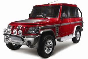 mahindra cars new model mahindra bolero 2572752