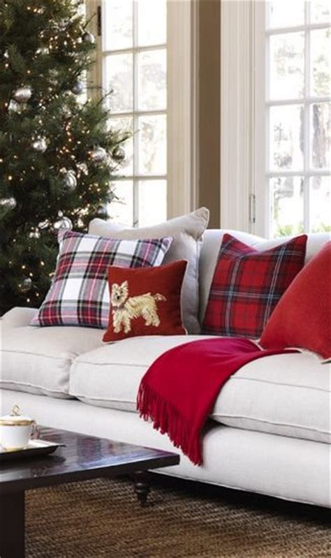 red and white checkered sofa tartan pillows and throw pillows on pinterest