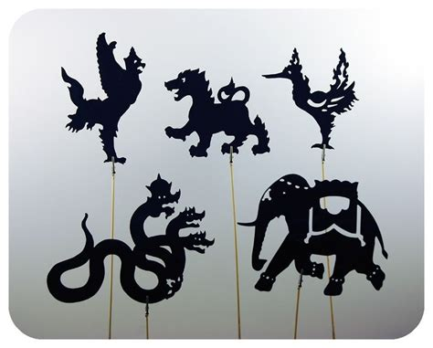 How To Make Shadow Puppets With Paper - 17 best images about shadow puppets on paper