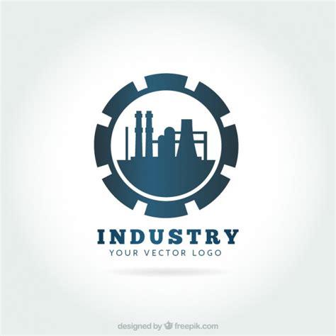 industry logo vector free