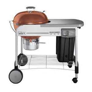 home depot weber grills weber performer platinum 22 1 2 in charcoal grill in