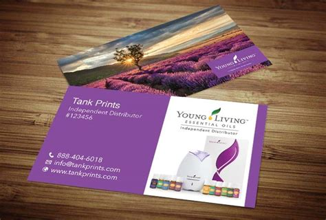 living business card template living business cards tank prints