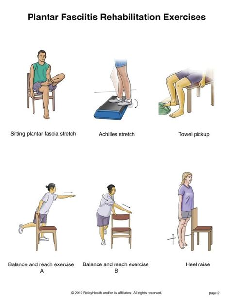 Planters Fasciitis Exercises by Plantar Fasciitis Exercises Health And