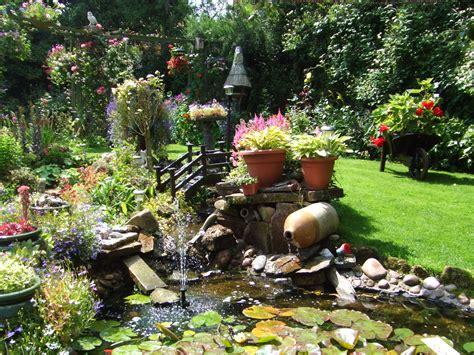 Open Garden by Fulford