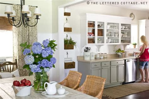the grey cat diary two tone - The Lettered Cottage Kitchen