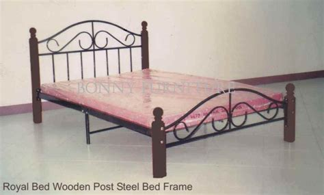 royal bed frame royal bed frame royal fortune bed black by fabulous
