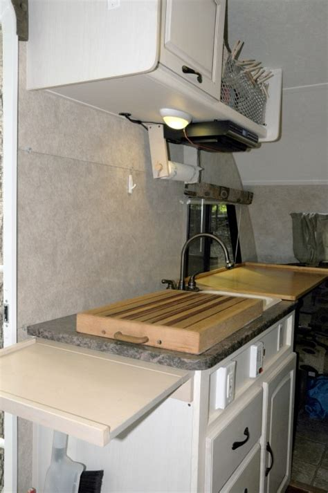 Folding Countertop by Mods To Our 173 R Pod Owners Forum