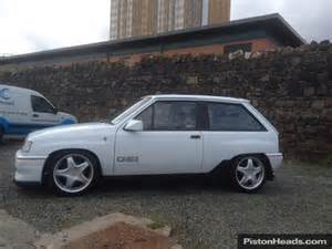 Vauxhall Novas For Sale Used Vauxhall Cars For Sale With Pistonheads