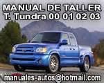 manual repair autos 2011 toyota tundra electronic valve timing toyota manual tundra 2000 al 2003 reparaci 243 n y servicio
