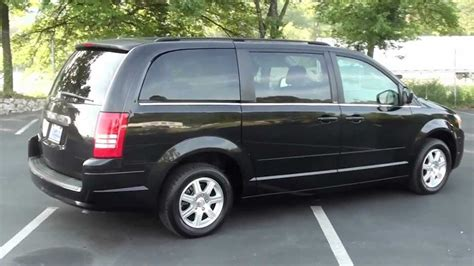 2008 town and country chrysler for sale 2008 chrysler town and country touring stk