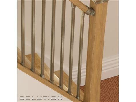 Wood Handrail Profile Solution Stairparts Solution Stair Spindles