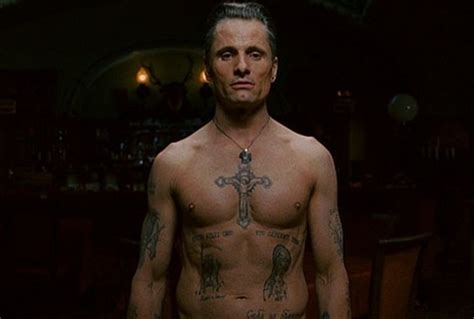 viggo mortensen tattoos eastern promises the best tattoos in zimbio