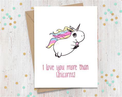 unicorn cards unicorn card anniversary card card for card for