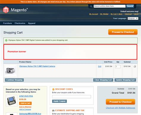 magento layout xml add block add a cms block on magento s cart page pixel ninja