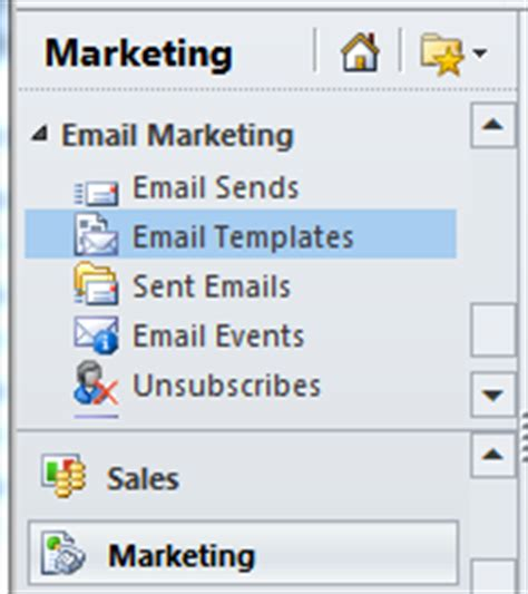 How To Create E Mail Templates In Dynamics Crm 2011 Using Clickdimensions Microsoft Dynamics Crm Email Templates