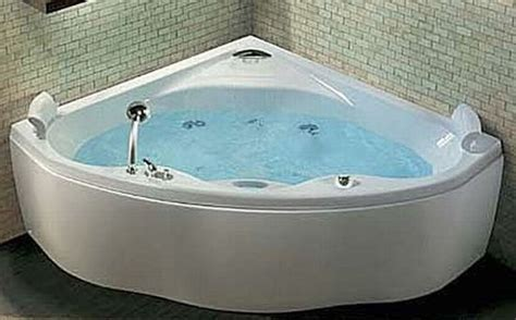 Small Whirlpool Bath Corner Bathtub For Your Style