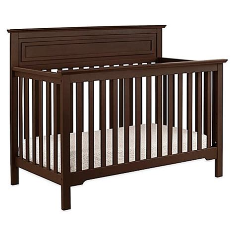 Baby Cribs Target Stores Davinci Autumn 4 In 1 Convertible Crib In Espresso Buybuy Baby