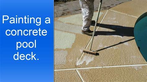 applying hc acryla deck  cool feel technology