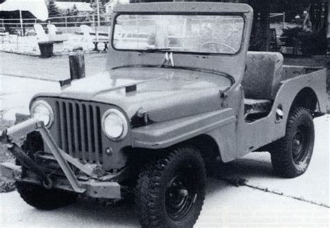 Jeep Cj4 For Sale Cj4 The Forgotten Cj Jeep Cj Forums