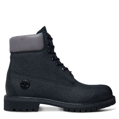mens black 6 inch timberland boots s timberland 174 icon 6 inch premium helcor 174 boot