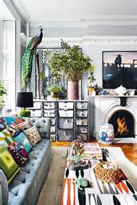 Design House Decor New York Decordemon Bohemian Apartment In New York