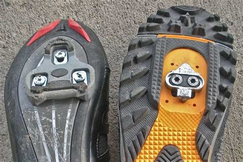 how to install cleats on road bike shoes understanding clipless pedals installing cleats on shoes