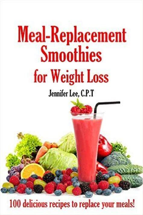 Detox Smoothies For Dinner by 1000 Ideas About Meal Replacement Smoothies On